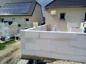 Construction d'extension de bâtiment Amiens